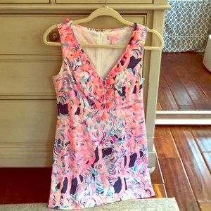 NWOT Lilly Pulitzer dress size 2